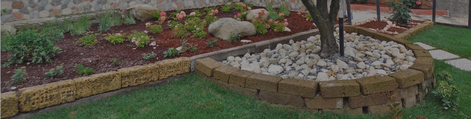 Junior Garden - Contenimento del terreno e terrazzamenti giardini