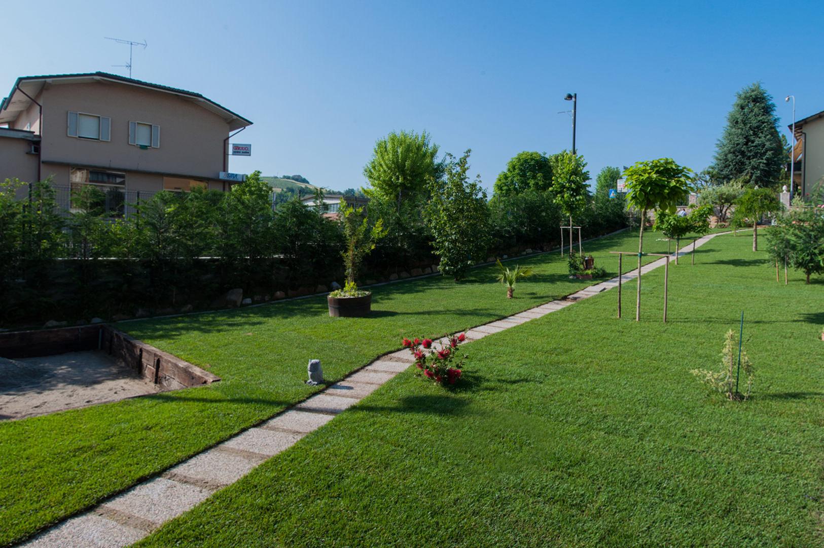 Villetta a Castelletto