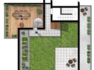 Il giardino al settimo piano
